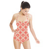 632 Red Tile (Swimsuit)
