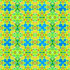 Tropical Floral and Plants No6 Repeat Tropical Floral Pattern (Original)
