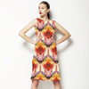 Hot Black Butterfly Colour (Dress)