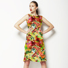 Tropical Abstract Background (Dress)