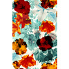 576 Tropical Floral Print (Original)