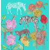 Animal Scarf Print (Original)