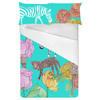 Animal Scarf Print (Bed)