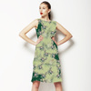 Green Autumn/winter (Dress)