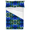 Blue Floral (Bed)