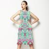 Mirrored Lattice (Dress)