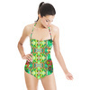 Camouflage Butterfly (Swimsuit)