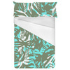 Abstract Tropical (Bed)
