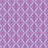 Purple Sprig Repeat (Original)