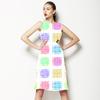 Rosey Neon Checks (Dress)