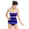 Swirl Stripe (Swimsuit)