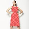 Structured Red (Dress)