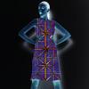 Pencil Equilibirum (Dress)