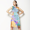 Stylished Embroidery N' Paisleys (Dress)