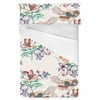 Bird Floral Print (Bed)