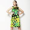 Folklore Mosaic Abstract (Dress)
