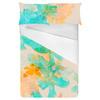 568 Fresh Floral Print (Bed)