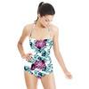 Graphite Flower I (Swimsuit)