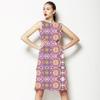 Moroccan Tile Print (Dress)