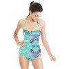 Snowflakes Roses (Swimsuit)