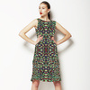Variegated Leaves Pattern (Dress)