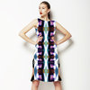 Modernistic Stripe (Dress)