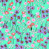 Ditsy Floral Vector Repeat Print (Original)