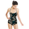 Forest Ferns Silhouettes (Swimsuit)