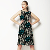 Forest Ferns Silhouettes (Dress)