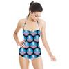 Flower Pattern (Swimsuit)