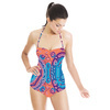 Discrete State Multi-Scale Turing Pattern Number One (Swimsuit)