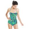 Chequer Swirls (Swimsuit)
