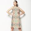 559 Shibori 2 Print (Dress)