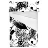 Black and White Summer Garden Elements (Bed)