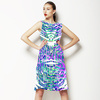 Equatorial-Holographic (Dress)