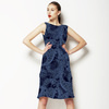 Blue Paisley (Dress)