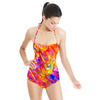Colors in Motion (Swimsuit)