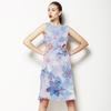 553 Saxifrage Floral Print (Dress)