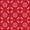 Red Floral Pink Repeated Pattern (Original)