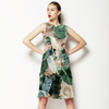 549 Ficus Camo Print (Dress)