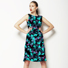 Abstract Floral -3 (Dress)