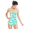 Graphic Summer Print (Swimsuit)