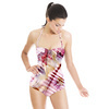 Stripe Effect or Flowers (Swimsuit)