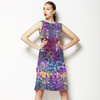 Brush Strokes Tartan (Dress)