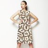 Dots Leopard Skin (Dress)