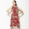 Flamingo Print (Dress)