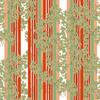 Stripes With Flowers (Original)
