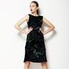 Velvet Flowers (Dress)