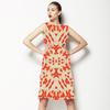 Red Stroke (Dress)