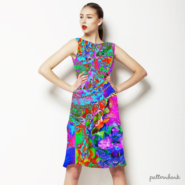 Multicoloured Kaleidoscope